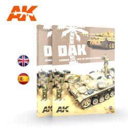 DAK – German AFV in North Africa. Marca AK Interactive. Ref: AK913.