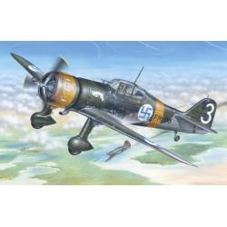 """Fokker D.XXI """"3. Sarja with Mercury engine"""". Escala 1:48. Marca Special Hobby. Ref: 48078."""