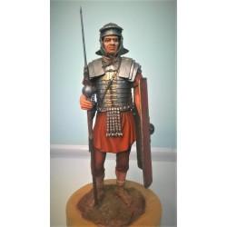 Figura ROMAN LEGIONARY II CENTURY A.D. + Harry Heaviside. Escala 1:16. Marca Miniart. Ref: 16007.