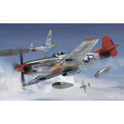 North american P-51D Mustang. Escala 1:72. Marca Airfix. Ref: A01004.