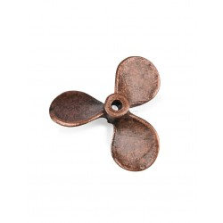 Helices metal 3 palas dcha, 20 mm. 1 unidad. Marca Amati. Ref: 4828/21.