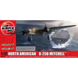 North American B-25B Mitchell. Escala 1:72. Marca Airfix. Ref: A06020.