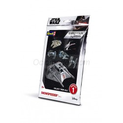 Snowspeeder, Star Wars. Easy - Click System.Escala 1:52. Marca revell. Ref: 01104.