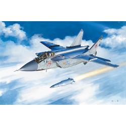 Mig 31BM mit KH-47M2. Escala 1:48. Marca Hobby boss. Ref: 81770.