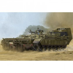 IDF Puma CEV, Blindado barreminas israelí Puma AEV. Escala 1:35. Marca Hobby Boss. Ref: 84546.
