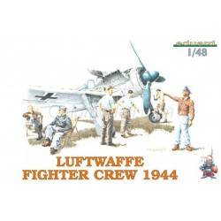Figuras Luftwaffe 1944. Escala 1:48. Marca Pegasus. Ref: 8512.