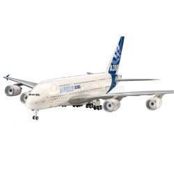 Airbus A 380 Design New livery First Flight . Escala 1:144. Marca Revell. Ref: 04218.