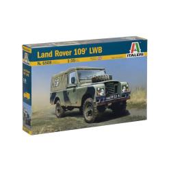 Land Rover 109 LWB. Escala 1:35. Marca Italeri. Ref: 6508.