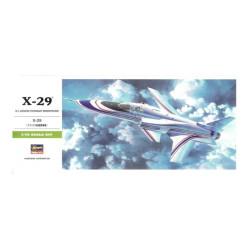 Grumman X-29. Escala 1:72. Marca Hasegawa. Ref: 00243.