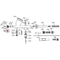Boquilla Interior D-103 (26022). Marca Dismoer. Ref: 26787.