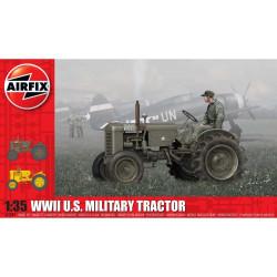 WWII U.S. Military Tractor. Escala 1:35. Marca Airfix. Ref: A1367