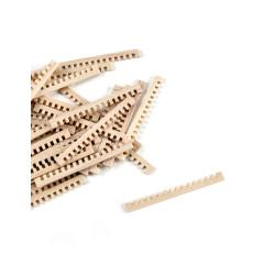 Enjaretado en madera Fino 30 mm. 30 piezas. Marca Amati. Ref: 432506.