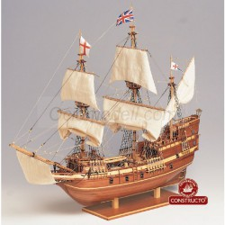 MAYFLOWER, 1620. Escala 1:65. Marca Constructo. Ref: 80819.