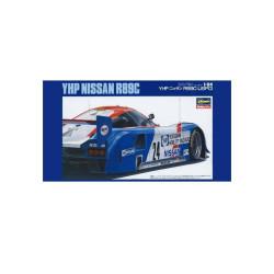 YHP Nissan R89C. Escala 1:24. Marca Hasegawa. Ref: 20244.