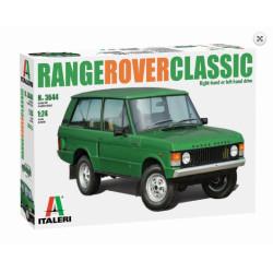 RANGE ROVER Classic. Escala 1:24. Marca Italeri. Ref: 3644.
