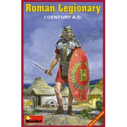 Figura ROMAN LEGION I CENTURY A.D. Escala 1:16. Marca Miniart. Ref: 16005.