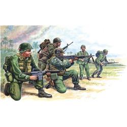 U.S. Special Forces. Escala 1:72. Marca Italeri. Ref: 6078.