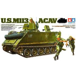 US M113 ACAV. Escala 1:35. Marca Tamiya. Ref: 35135.
