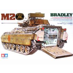 U.S M2 Bradley IFV. Escala 1:35. Marca Tamiya. Ref: 35132.