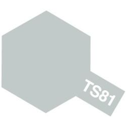 Spray Royal Light Gray, (85081). Bote 100 ml. Marca Tamiya. Ref: TS-81.