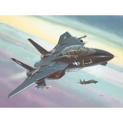 Caza F-14A Black Tomcat. Escala 1:144. Marca Revell. Ref: 04029.