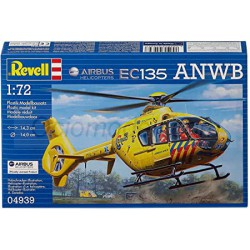 Airbus Helicopters EC135 ANWB. Escala 1:72. Marca Revell. Ref: 04939.