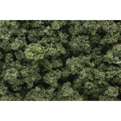 Arbustos color Verde oliva, Ref: FC144, Woodland Scenics.