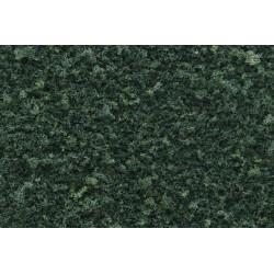 Cesped grueso verde oscuro , Ref: T65, Woodland Scenics.