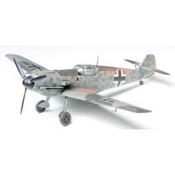 Messerschmitt Bf 109 E-3. Escala 1:48. Marca Tamiya. Ref: 61050.