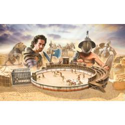 Gladiators fight -battle set. Escala 1:72. Marca Italeri. Ref: 6196.