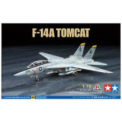 Avión F-14A Tomcat. Escala 1:72. Marca Tamiya. Ref: 60782.