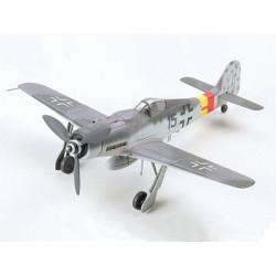Focke-Wulf Fw190D-9. Escala 1:72. Marca Tamiya. Ref: 60751.