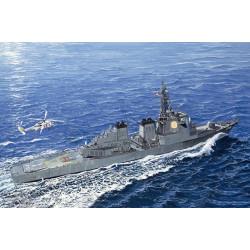 Buque destructor, JMSDF DDG-175 MYOKO. Escala: 1:350. Marca: Trumpeter. Ref: 04534.