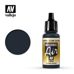 Acrilico Model air, Azul Mar Brillante. Bote 17 ml. Marca Vallejo. Ref: 71.300.