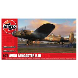 Avro Lancaster B. III. Escala 1:72. Marca Airfix. Ref: A08013A.