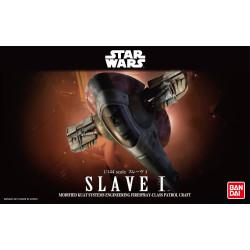 Slave I. Escala 1:144. Marca revell-Bandai. Ref: 01204.