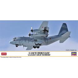 KC-130H Hercules `JASDF, Gray Scheme. Incluye 2 kits. Escala 1:200. Marca Hasegawa. Ref: 10835.