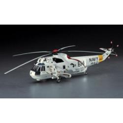 Helicoptero SH-3H SEAKING. Escala 1:48. Marca Hasegawa. Ref: 07201.