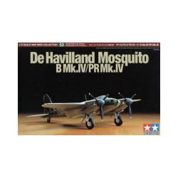 De Havilland Mosquito B Mk.IV/PR Mk.IV. Escala 1:72. Marca Tamiya. Ref: 60753.