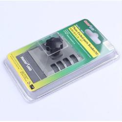 Mesa plegadora de fotograbados de precisión en aluminio anodizado (M). Marca Trumpeter. Ref: 09932.