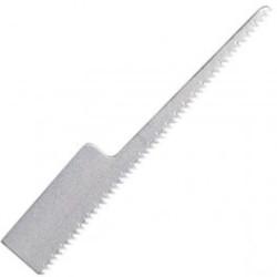 Conjunto de 5 cuchillas Nº15 para cutter 25102 Y 25105. Marca Dismoer. Ref: 25232.
