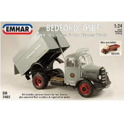 "Camión BEDFORD ""OSBT"". Escala 1:24. Marca Emhar. Ref: EM2402."