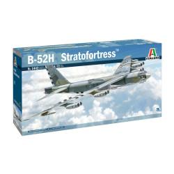 B-52H Stratofortress. Escala 1:72. Marca Italeri. Ref: 1442.