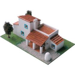 Casa típica Ibicenca. Escala 1:87. Marca Cuit. Ref: 453509.