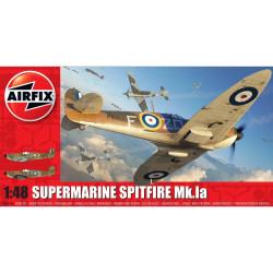 Supermarine Spitfire Mk.1a. Escala 1:48. Marca Airfix. Ref: A05126A.