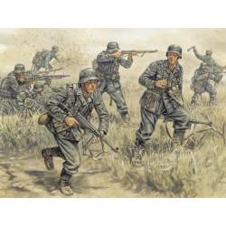 Infanteria Alemana. Escala 1:72. Marca Italeri. Ref: 6033.