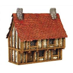 Merchant's House - 28 mm. Escala 1:72. Marca Conflix. Ref: 6801.