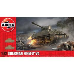 Sherman Firefly Vc. Escala 1:72. Marca Airfix. Ref: A02341.