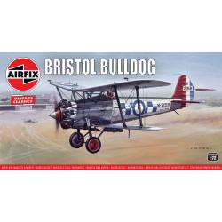 Bristol Bulldog. Escala 1:72. Marca Airfix. Ref: A01055V.