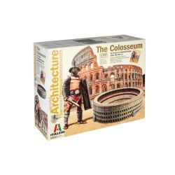 THE COLOSSEUM : WORLD ARCHITECTURE. Escala 1:500. Marca Italeri. Ref: 68003.